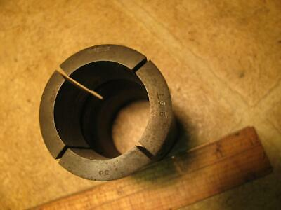 "Hardinge 3J 1-9/16"" Smooth Round Collet without Internal Threads"