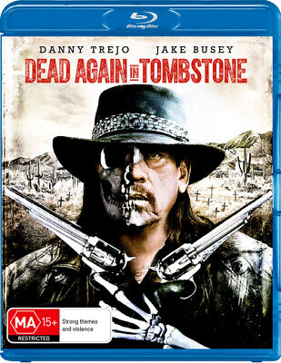 Dead Again In Tombstone (2017) [New Bluray]