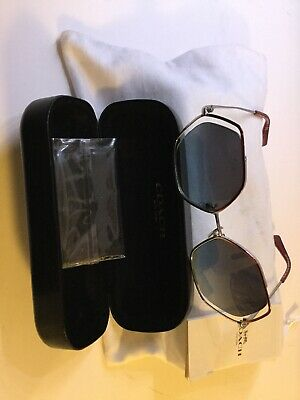 Coach HC7109 L1109 Col 93418G Sunglasses MSRP $165