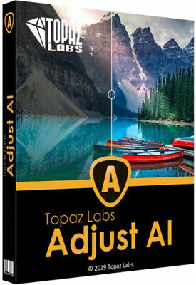 Topaz Adjust AI Full Version 1.0.5 ✅ FAST DELIVERY
