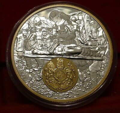 Canada RCM 2018 WWI $20 Proof Fine Silver Coin Allied Forces GB