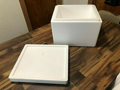 "insulated shipping box propak 15"" x 13"" x 12"""