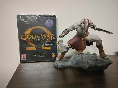 God Of War 3 ps3 collector