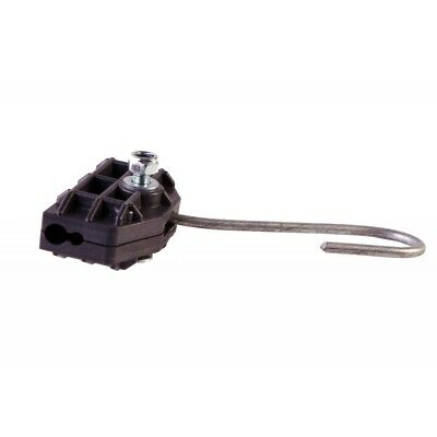 Universal supporting suspension сlamp P1 for cable suspension dead-end tension