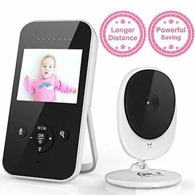 """Clearance Sale Video Baby Monitor, 2.4"""" LCD Digital Camera with Auto Infrared"""