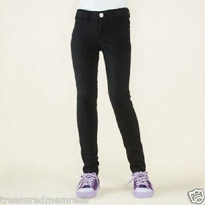 Children's Place Girl's Jeggings ~ Size 4 ~ Black~ New With Tags