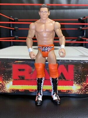 The Miz Basic figure - Mattel - wwe wrestling wwf