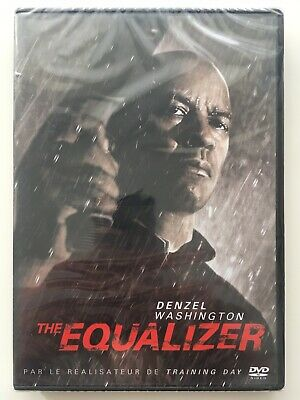 The equalizer DVD NEUF SOUS BLISTER Denzel Washington