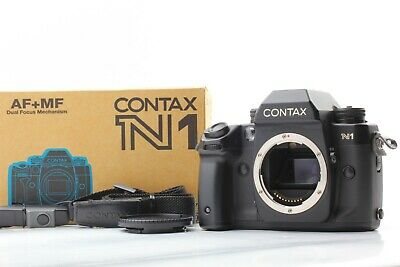 【Mint+++ in Box!】 Contax N1 35mm SLR Film Camera Body From Japan #438