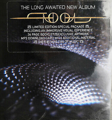 Tool Fear Inoculum | Limited Edition Special Package Variant 1 Sigillato