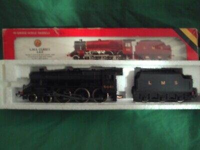 HORNBY R320 LMS 4-6-0 BLACK 5 CLASS LOCOMOTIVE 5138 BOXED nv