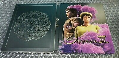 Shenmue 3 - Collectors Edition Steelbook - G2 Size - PS4 - No Game