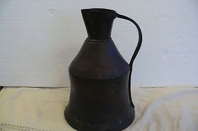 Antique Large Copper Jug!