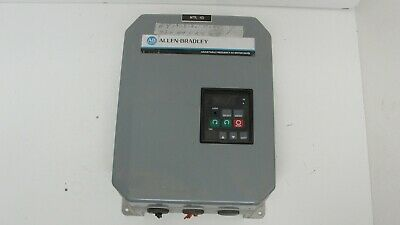 Allen Bradley 1333-AAB series D adjustable frequency ac drive 3 phase