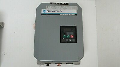 Allen Bradley 1333-YAB series D adjustable frequency ac drive 3 phase
