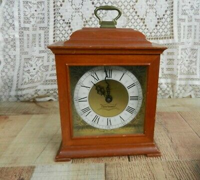 Antique Seth Thomas Shelf Mantle Clock Thomaster Connecticut General Time Corp