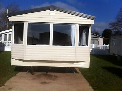 STATIC CARAVAN HOLIDAY LET DAWLISH WARREN DEVON SLEEPS 7,Available MARCH TO NOV