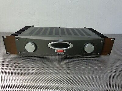 Alesis RA-300 Reference Stereo Power Amplifier 300W