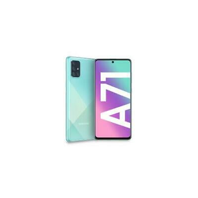 Smartphone Samsung Galaxy A71 Prism Crush Blue 128 GB Dual Sim Fotocamera 64 MP