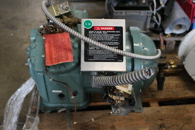 5156  Carlyle 06DF3132AA3200 3 Phase Compressor