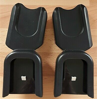 Nuna Ivvi Savi Pushchair Adapters for Cybex, Maxi Cosi Pebble Cabriofix