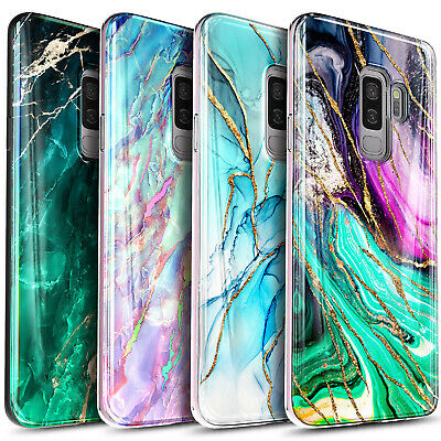 For Samsung Galaxy S9 / S9 Plus Phone Case Ultra Slim Shockproof Marble Cover