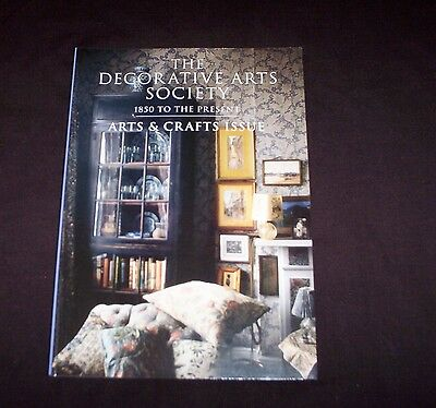 DECORATIVE ARTS SOCIETY JOURNAL 28 (2004) Arts and Crafts issue