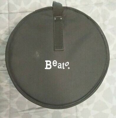 "*Beato 10x12"" Tom Drum Case Gig Bag Soft Shell Padded Protective*"