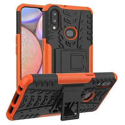 Samsung Galaxy A10s  Dual Layer Tough Shockproof Armour Case Cover Guard Skin