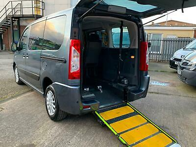 2014 Peugeot Expert Tepee 2.0HDi Automatic Leisure WHEELCHAIR ACCESS VEHICLE WAV