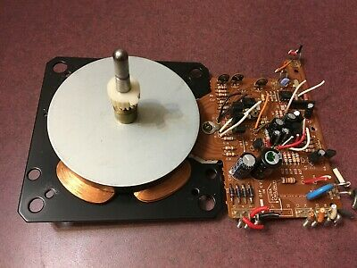 Sony PS-T33 Turntable Parts - Motor
