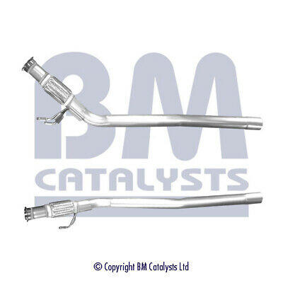 7//04-11//09 Exhaust Connecting Pipe VW TRANSPORTER 2.5TDi 4motion BNZ