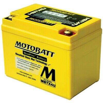 New Motobatt Battery For Aprilia Scarabeo 50 50cc 00-03 YB4L-B YT4L-BS YTX4L-BS