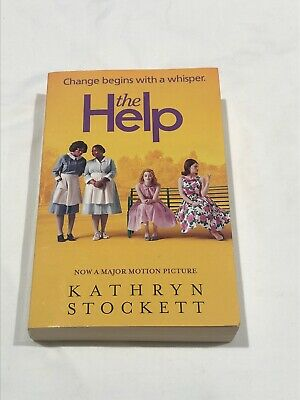 The Help by Kathryn Stockett Paperback Book 2009