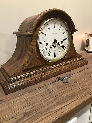 Howard Miller Mantel Clock 60th Anniversary Edition Not Working