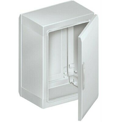 Floor Standing Enclosure Polyester Sealed Cabinet 750 x 750 x 320 mm Outdoor