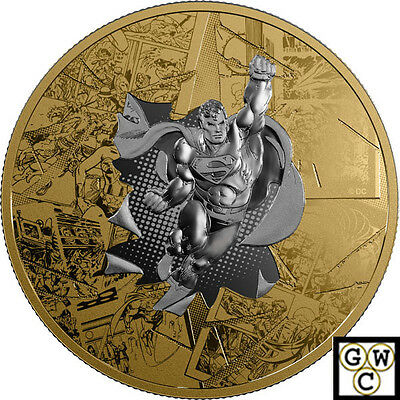 2017 $50 .9999Fine Silver-DC Comics(TM)Originals;The Brave and The Bold(18218)NT