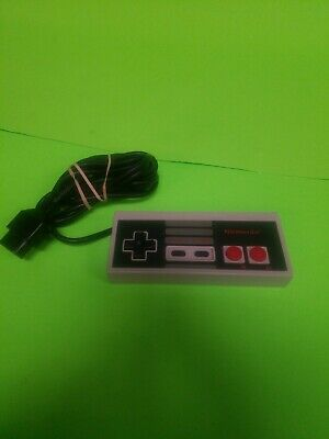 Official Nintendo Nes Controller! ~ Works Great! ~ Fast Shipping! ~ Authentic!