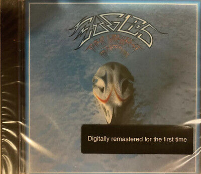 Eagles - Their Greatest Hits 1971-1975 CD Remastered - New Free Media Mail Ship