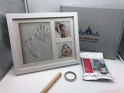 Märchenwald Baby Imprint Set. Staedtler Gips. New. Super Gift Idea