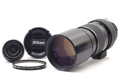 @ Ship in 24 Hours! @ Excellent! @ Nikon Ai Nikkor 300mm f4.5 MF Telephoto Lens