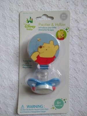 2 POOH TIGGER Ultra Kip Infant Pacifiers 0 Months 3 Months The First Years NIP