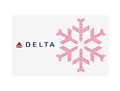Delta Airlines Electronic Gift Card - $500 [Expedited Delivery]