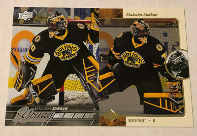 Upper Deck 2015-16 - Malcolm Subban Young Guns Rookie + Premier Prospects RC
