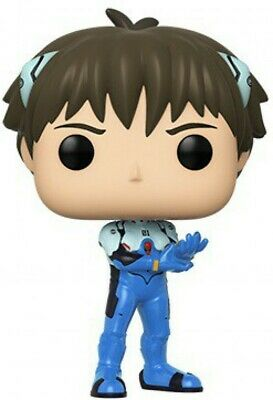 Funko Pop! Animation: Evangelion - Shinji Ikari Vinyl Figure