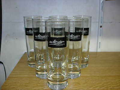 6 verres a whisky william lawson's 22 cl