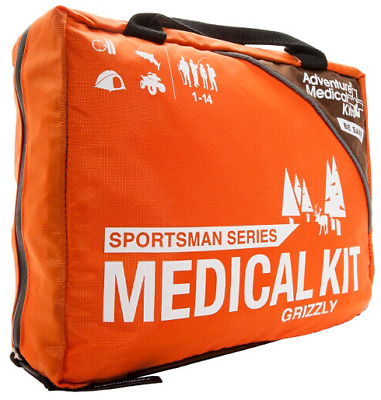Adventure Medical Kits Sportsman Grizzly Survival Medical Kit (NEW UNOPENED)