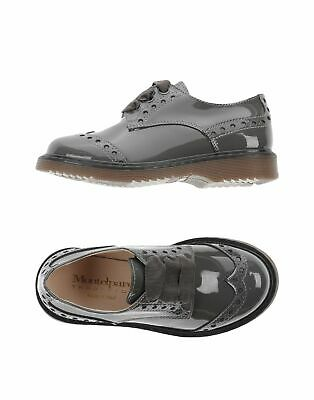 Montelpare Tradition Lead Leather Lace-up shoes