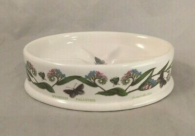Portmeirion Botanic Garden Soap Dish (Forget-Me-Not)