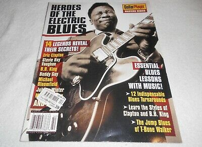 Guitar Player - Master Series Fall 2004, Heroes Of The Electric Blues 14 Legends